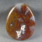 Bloody Basin Agate Cabochon