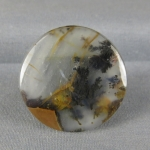 Priday Plume Agate Cabochon