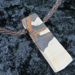 Indian Paint Rock Pendant