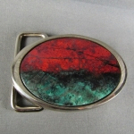 Sonora Sunrise Belt Buckle