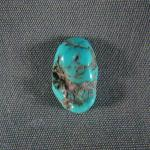 Turquoise Cabochon Nugget Sleeping Beauty