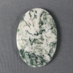 Tree Agate Cabochon